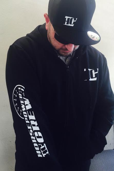 Hoodie-Black-White-Featuring-HC-Logo-Hat