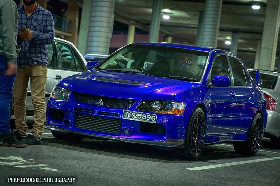 Blue Lancer