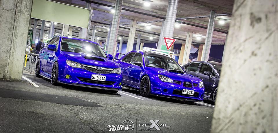 Blue WRX3