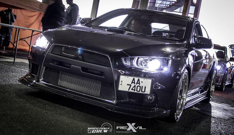 Grey Evo5