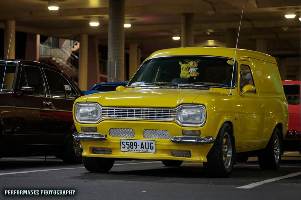 Yellow Escort