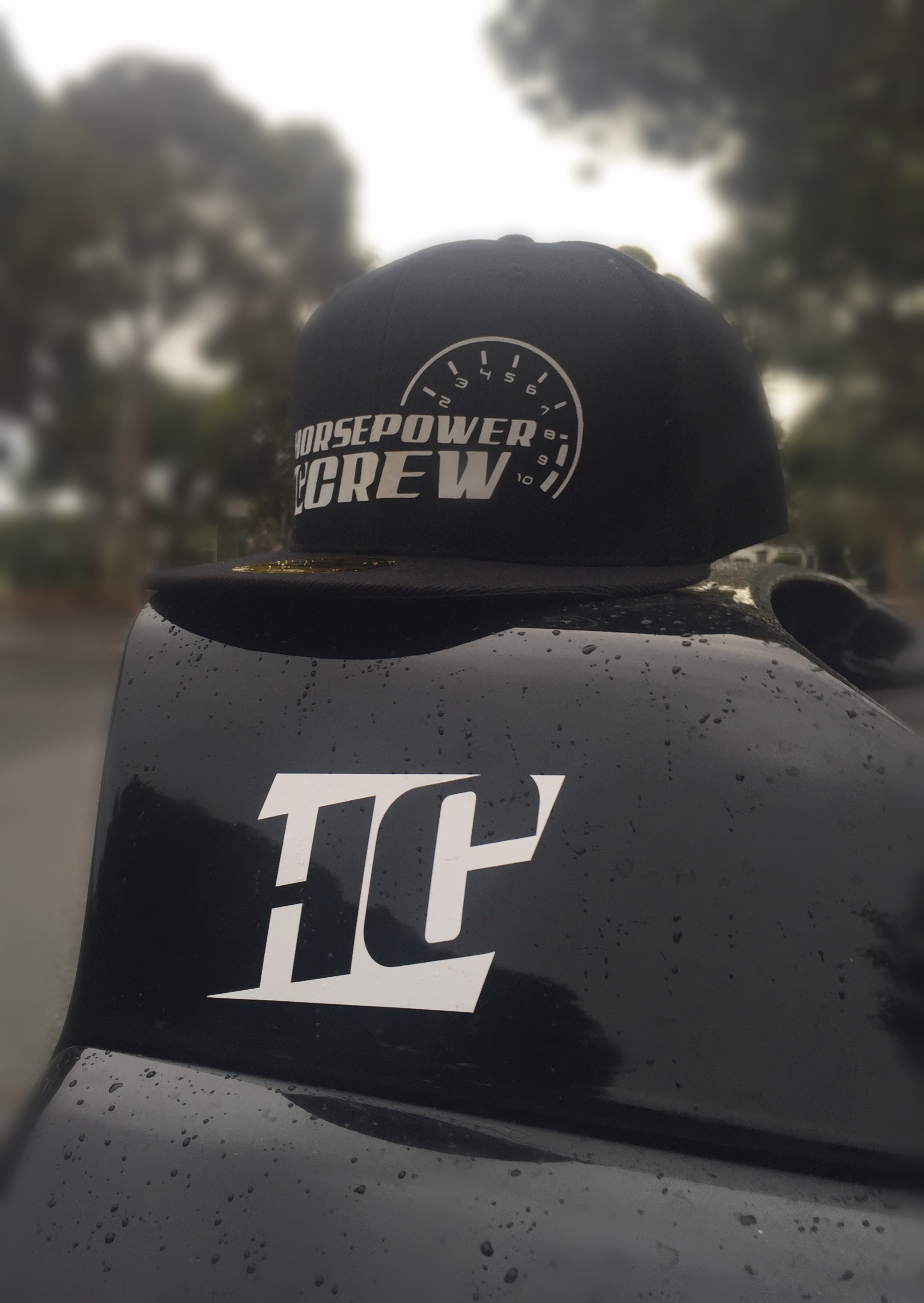 Hat-black-with-white-classic-with-HC-Sticker