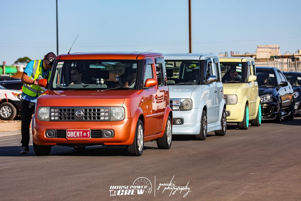 Nissan Cube Owners Adelaide