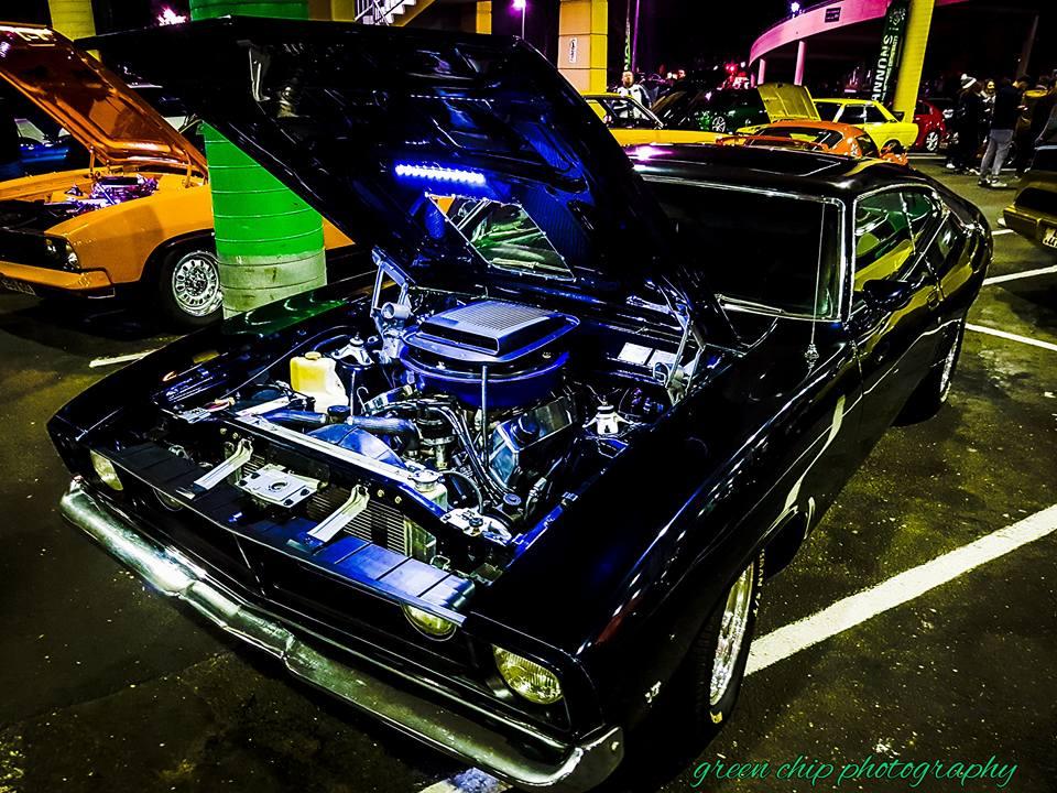 Black Ford