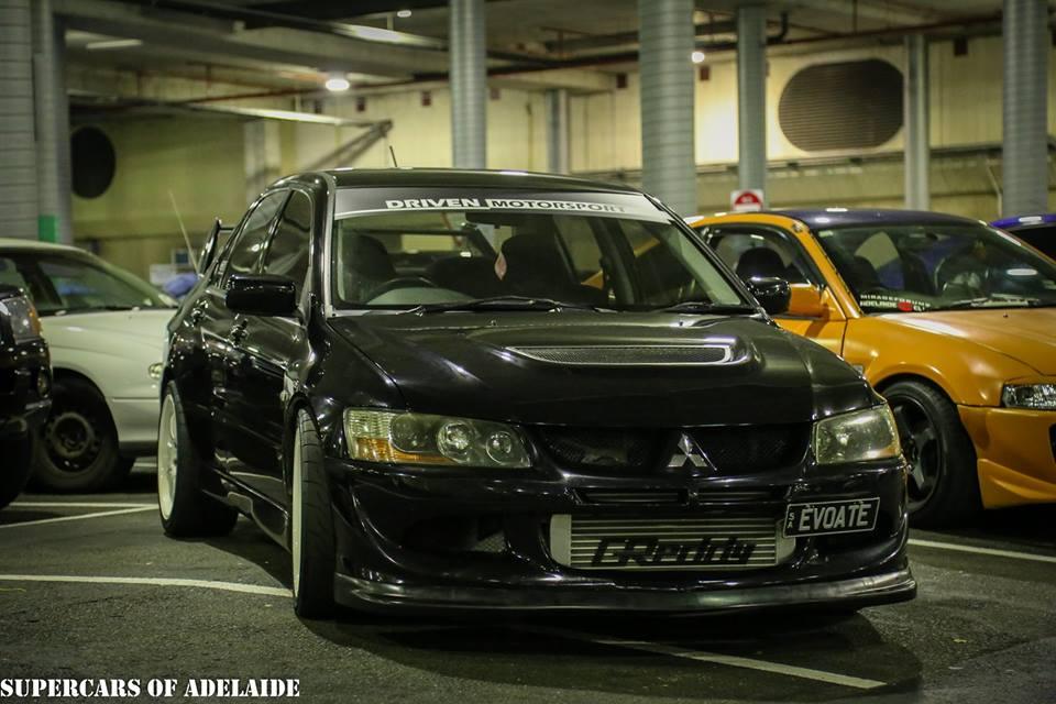 Black evo