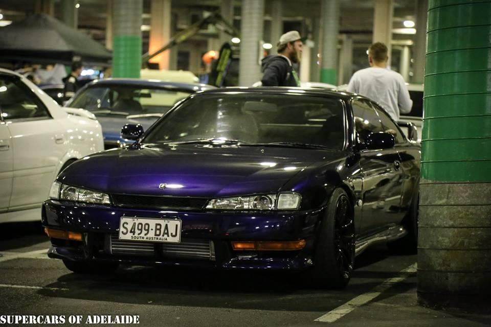 Blue 200sx