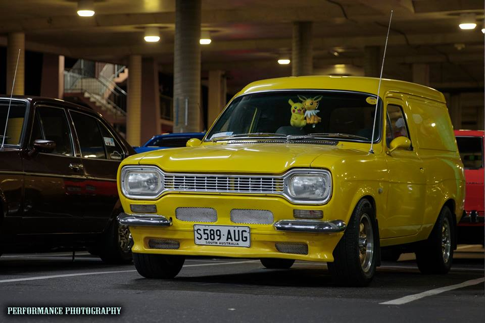 Yellow Escort